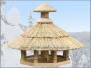 Bambus- Schilfrohr