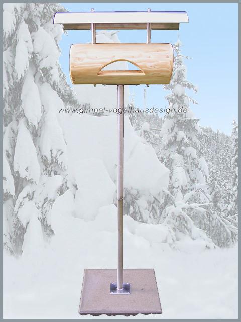 Edelstahl Holz m.Staender-Galerie01