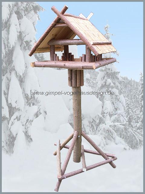 Haselnuss 2 Etagen- Schilfrohr m.staender-Galerie01