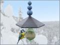 Pavillon 15 cm blau,Kugel_cl
