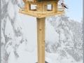 Schweizerhaus-Schiefer m.Staender-Boden Holz-Galerie01